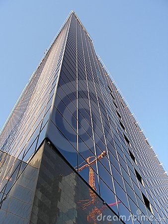 Free Glass Building Stock Images - 890444