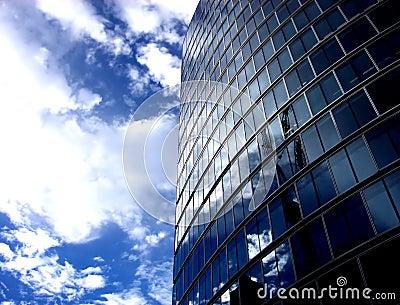 Glass Buildings 200