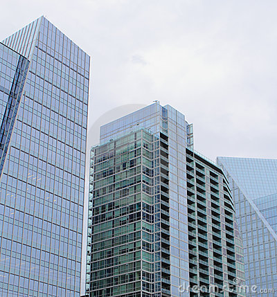 Glass Buildings Stock Photos - Image: 22597493