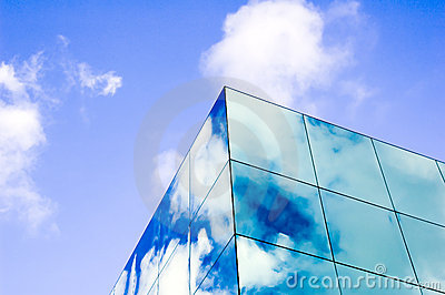 Glass clouds