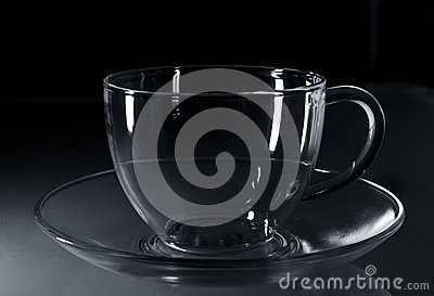 Glass Cup Royalty Free Stock Image - Image: 25977776
