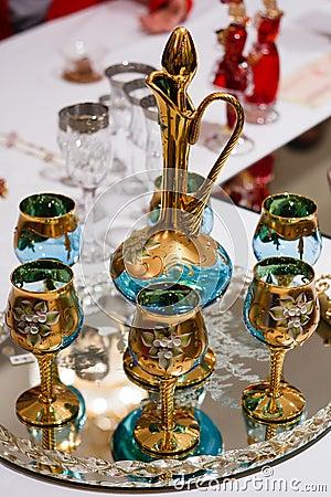 Glass fournace