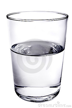 Free Glass Half Full Royalty Free Stock Images - 6017159