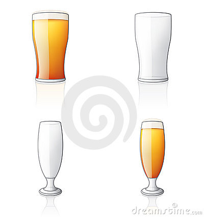 Free Glass Icon Set 60d Stock Image - 2512911