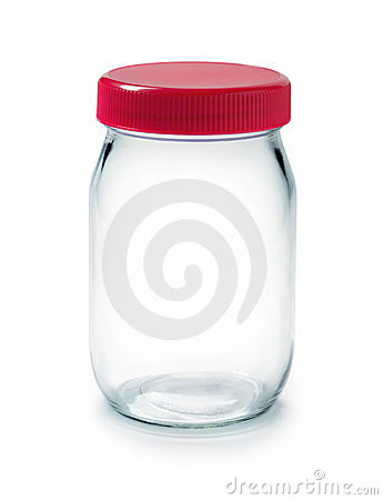 Free Glass Jar Royalty Free Stock Photography - 13825687