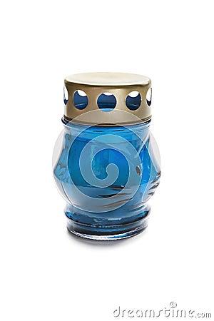 Free Glass Lamp Royalty Free Stock Photo - 41969095