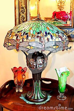 Free Glass Lamp Stock Photo - 9270540