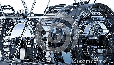 Glass Machine