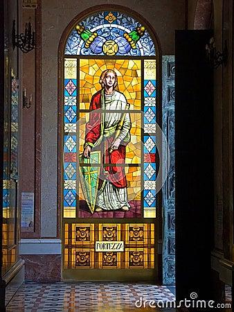 Glass mozaic