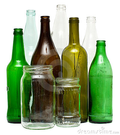 Glass Objects Royalty Free Stock Images - Image: 18874399