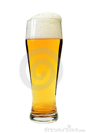 Free Glass Of Beer Royalty Free Stock Image - 10460606