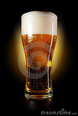 Free Glass Of Beer Royalty Free Stock Photos - 23762218