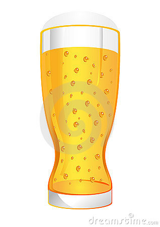 Free Glass Of Beer Royalty Free Stock Image - 4582156