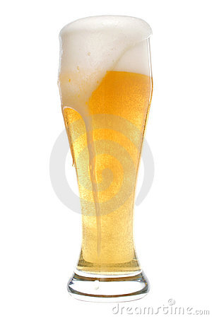 Free Glass Of Beer Royalty Free Stock Photo - 5260025