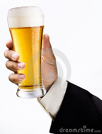 Free Glass Of Beer Royalty Free Stock Images - 9260679