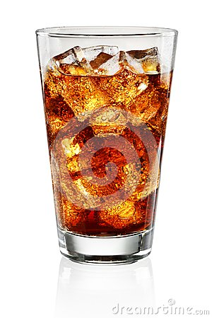 Free Glass Of Cola  Royalty Free Stock Image - 101959866