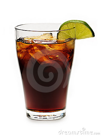 Free Glass Of Cola Stock Photo - 11566330