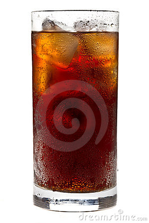 Free Glass Of Cola Royalty Free Stock Photo - 21936915