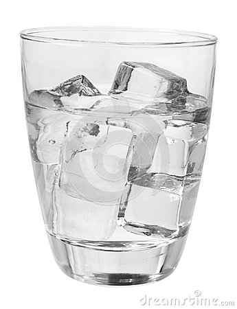 Free Glass Of Cold Water Royalty Free Stock Images - 54950959