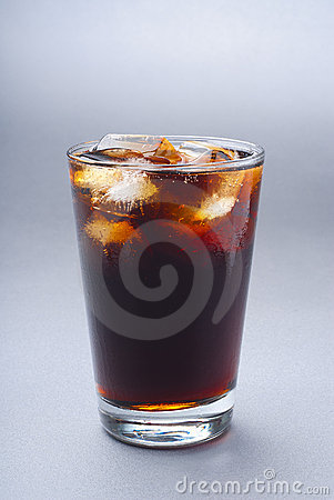Free Glass Of Iced Soda Royalty Free Stock Photo - 15622375