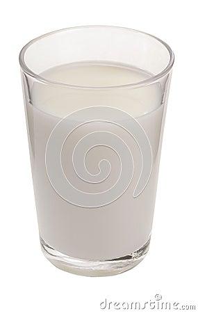 Free Glass Of Milk Stock Image - 3446451