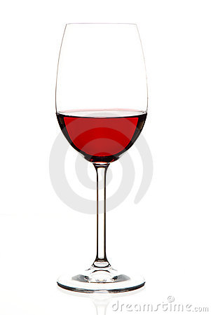 Free Glass Of Red Wine Stock Photo - 10757680