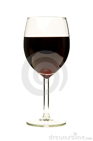 Free Glass Of Red Wine Stock Photos - 11942773