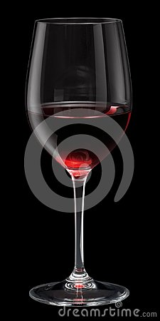 Free Glass Of Red Wine Stock Photos - 25991293