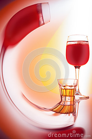 Free Glass Of Red Wine Stock Photo - 29459580