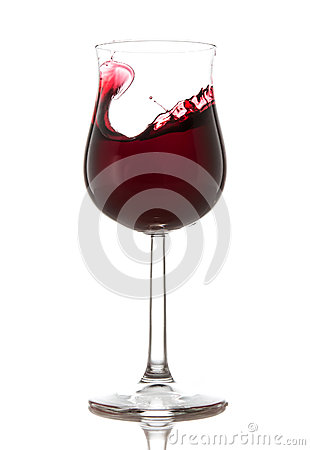 Free Glass Of Red Wine Stock Images - 48752384