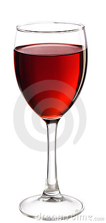 Free Glass Of Red Wine Stock Images - 9749684