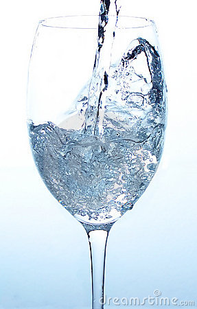 Free Glass Of Water Royalty Free Stock Photography - 452227