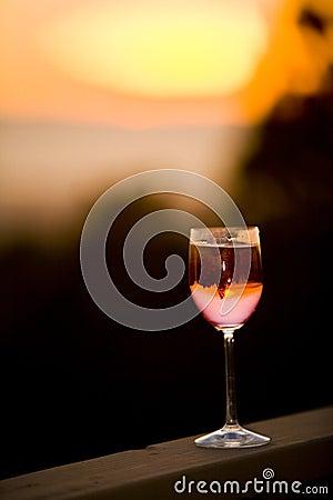 Free Glass Of Wine Stock Photo - 4406460