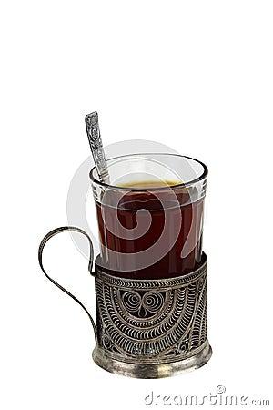 Glass of tea
