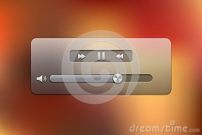 Glass Video Player for Web