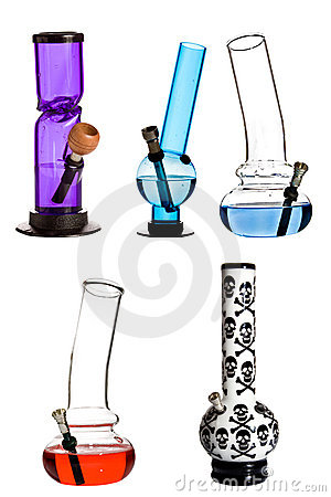 Glass water bongs