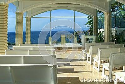 Glass Wedding Church
