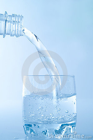 Free Glass With Water Stock Photo - 8801090