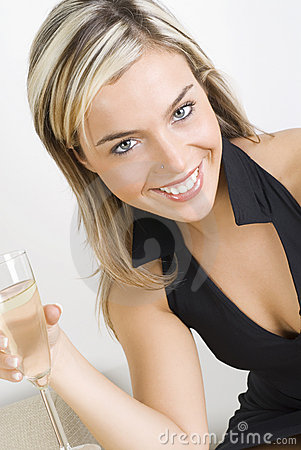Free Glass With Wine Royalty Free Stock Photography - 4702187
