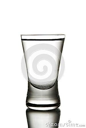 Free Glass Wodka Royalty Free Stock Image - 20091346