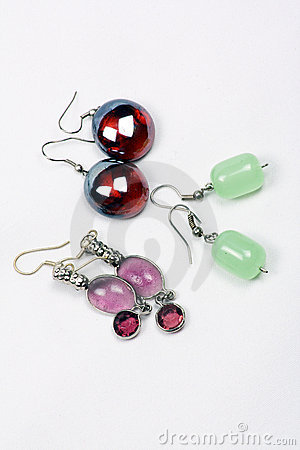 Glassbead Earrings