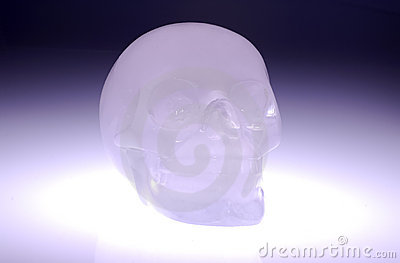 Glasschädel