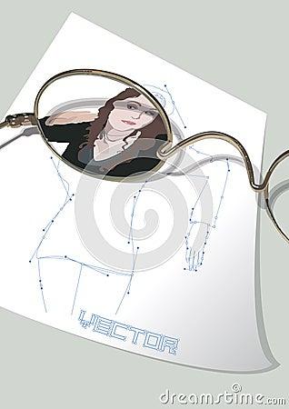 Free Glasses Royalty Free Stock Photos - 650388