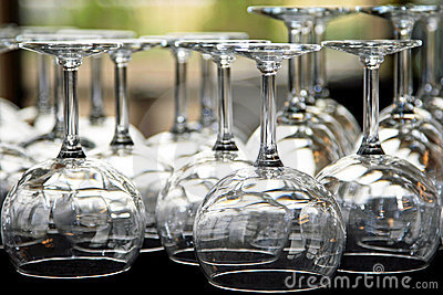 Glasses for Catering