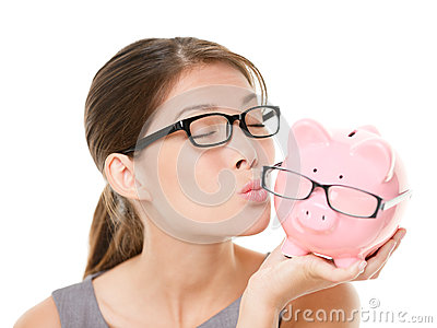 Glasses sale concept