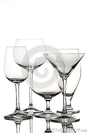 Free Glassware Stock Photo - 13726070