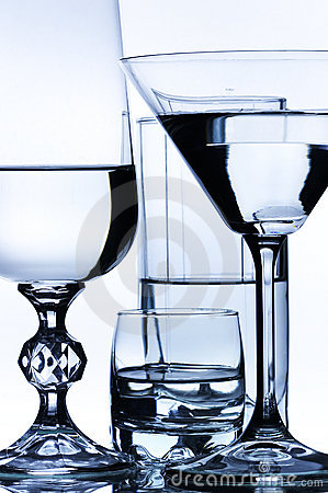 Free Glassware Stock Image - 5604691