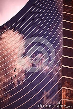 Glassy Skyscraper