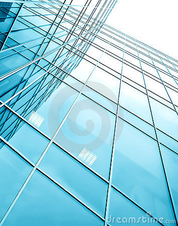 Free Glassy Texture Business Center Royalty Free Stock Photos - 23788048