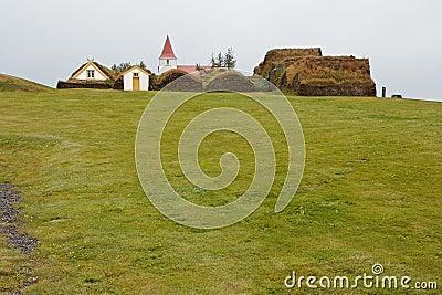 Glaumbaer historic village